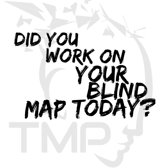 improve performance by training your blind map